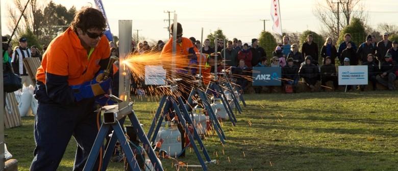 ANZ Young Farmer Contest Otago/Southland Regional Final