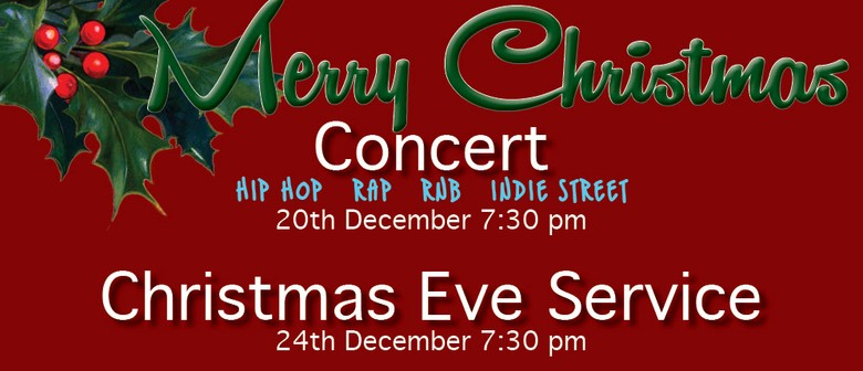 Free Merry Christmas Concert