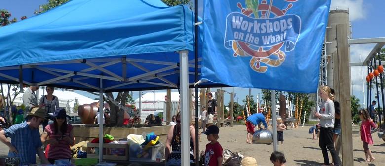 Workshops on the Wharf: Make A Parachute