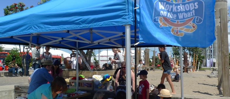 Workshops on the Wharf: Make & Take Board Games