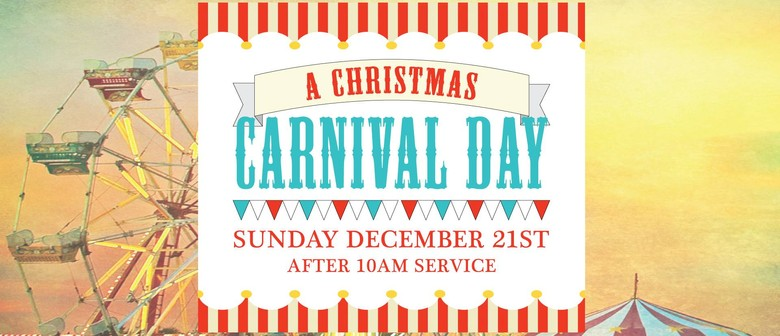 Inspire Christmas Carnival Day
