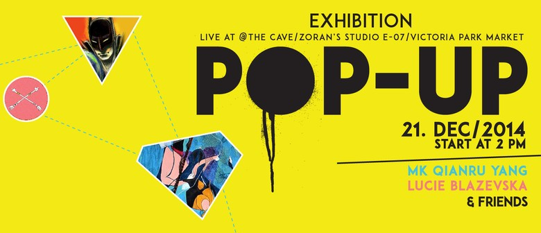 Pop-Up Exhibition