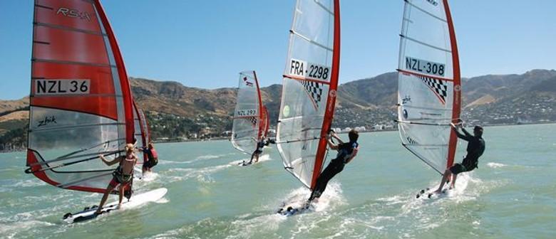 Windsurfing Summer Camp