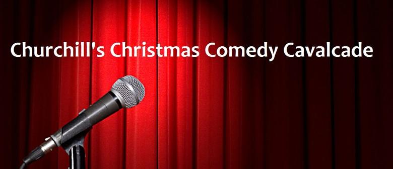 Churchill's Christmas Comedy Cavalcade