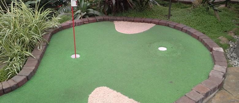 Golf IQ School Holiday Programme