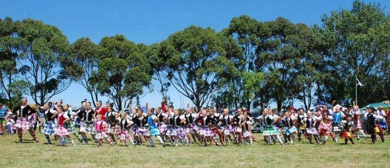151st Turakina Highland Games
