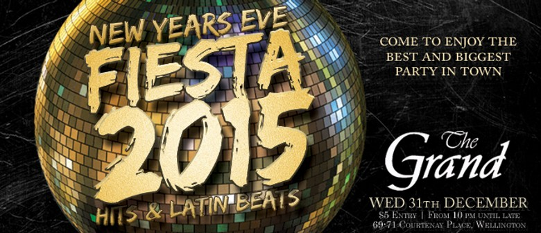 New Years Eve Fiesta