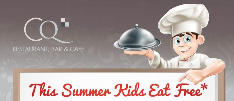Kids Eat Free This Summer
