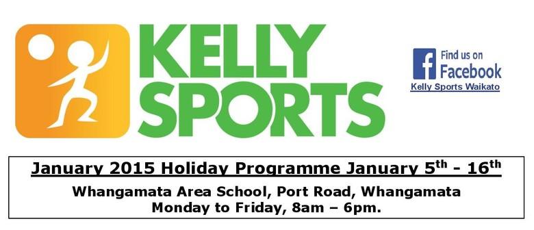 Kelly Sports Holiday Programme
