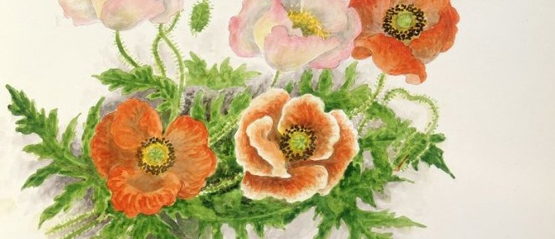 Poppy Art - Workshop for Children Ages 5 and Up