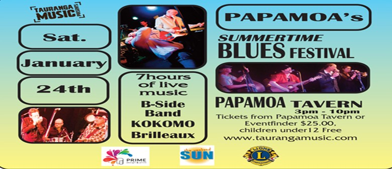 Summertime Blues Festival