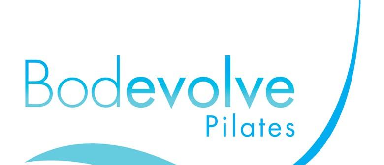 Bodevolve Pilates - Pilates Mat Class