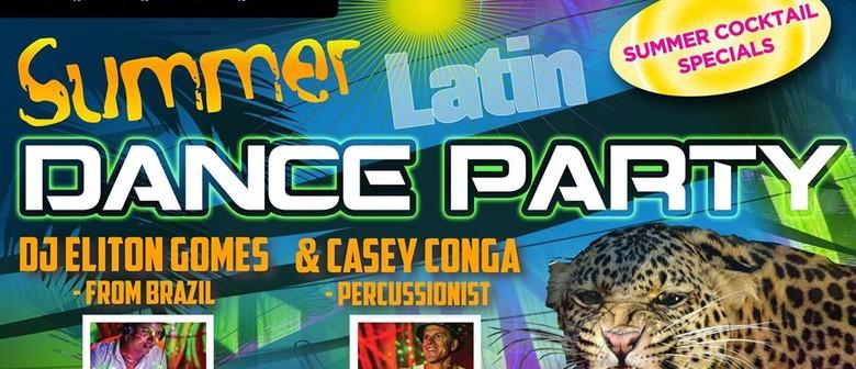 Summer Latin Dance Party