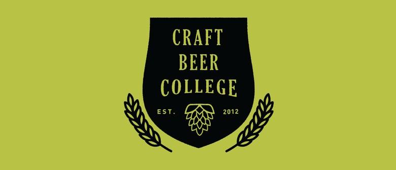 Craft Beer College: Beer 101 with Kereru Brewing