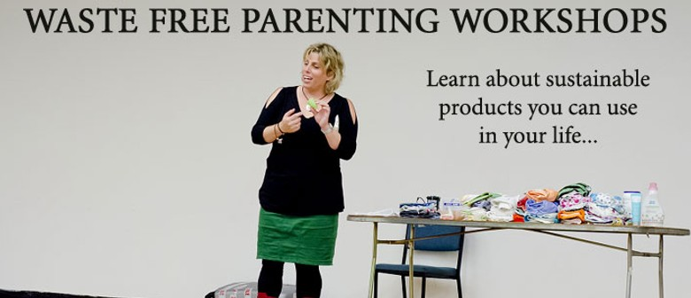 Nappy Lady Waste-Free Parenting Workshop