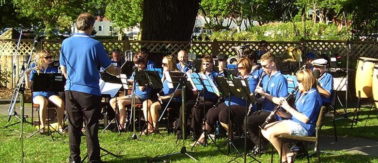 Live on the Lawn Concert Series - Gisborne Concert Band
