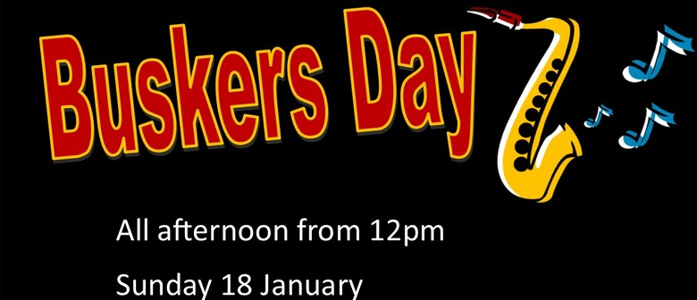 Buskers Day