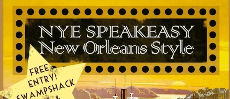 NYE Speakeasy