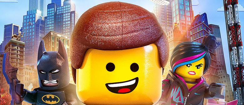 Movies in Parks: The Lego Movie
