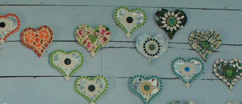 Zelda Bruce: Mosaics and Workshops