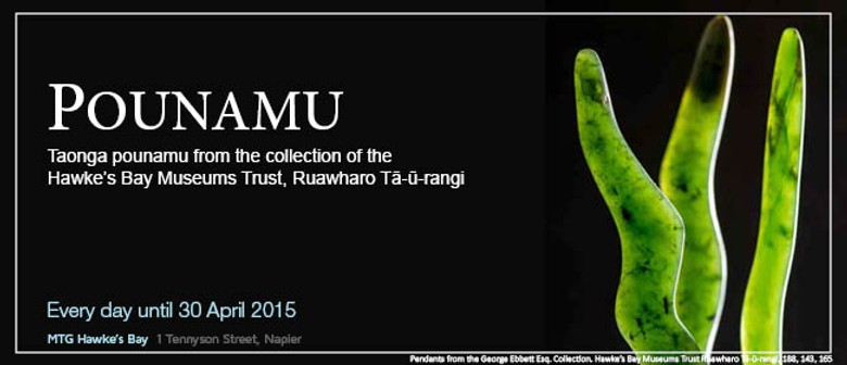 Pounamu Exhibition