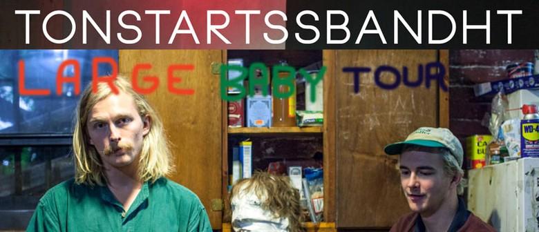 Tonstartssbandht (USA) w/ Trust Punks and Mermaidens