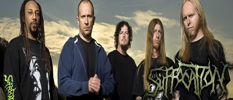 Suffocation & Decapitated