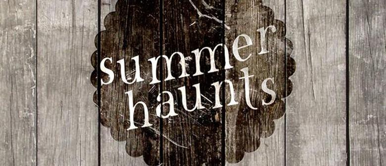 Summer Haunts, Violet Highway, Harvey Warbanger, Scapegoats