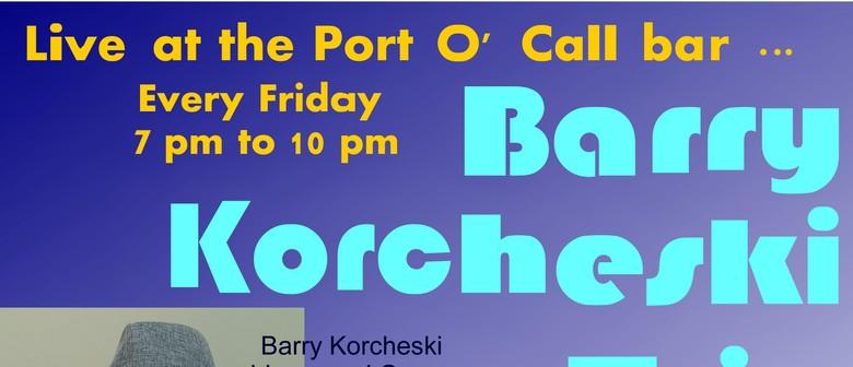 Barry Korcheski Trio