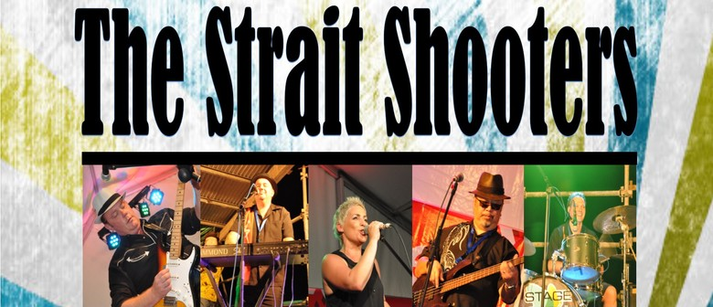 The Strait Shooters 'Are We There Yet?' Tour