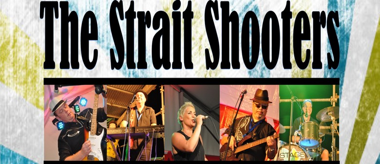 The Strait Shooters - Are We There Yet? Tour