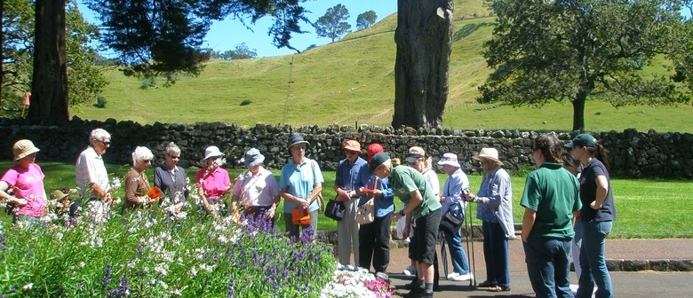 Guided Walk-The Gardens of Cornwall Park