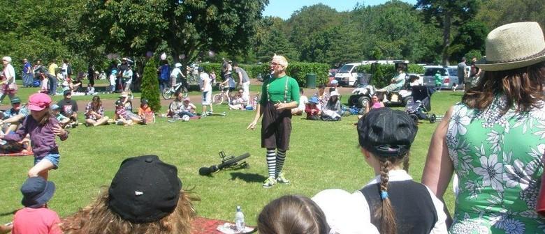 Cornwall Park Family Fun Day