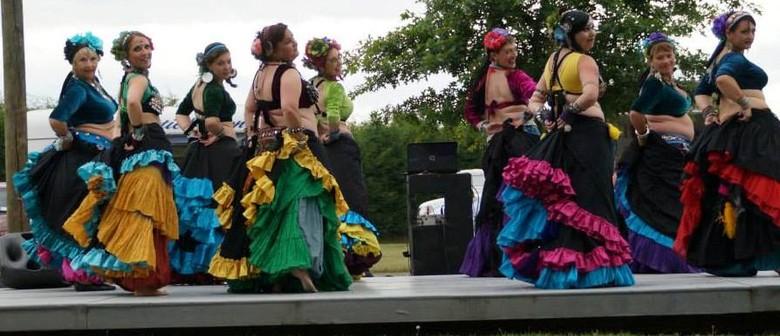 Summer Dance-O-Mat Series with TribalDiva Belly Dance