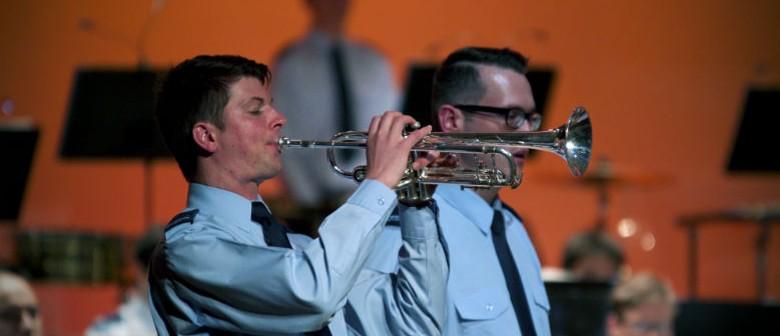 Royal NZ Airforce Band - Meridian Gardens Magic