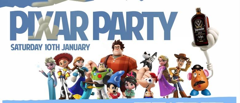 Pixar Party
