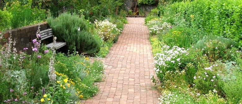 Guided Walk: the Herb Garden