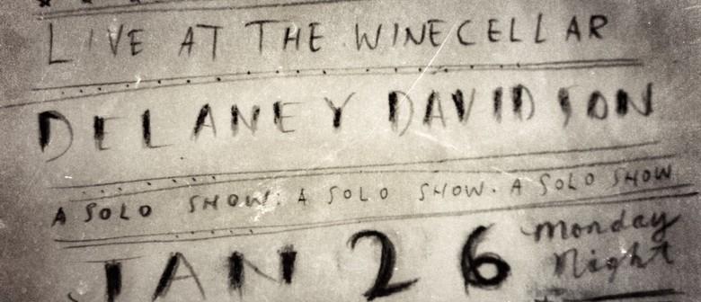Delaney Davidson Solo Show