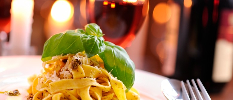Master...Pasta & Wine with the New Zealand Wine Centre