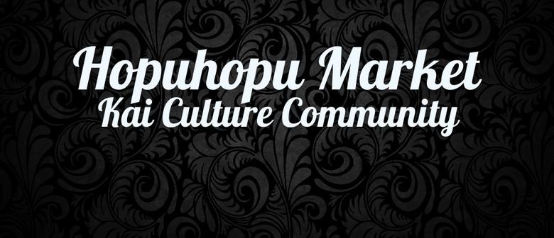 Hopuhopu Market