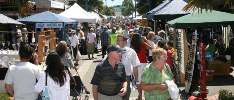 Marlborough Wine Festival Market Day