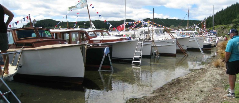 Classic & Wooden Boat Parade