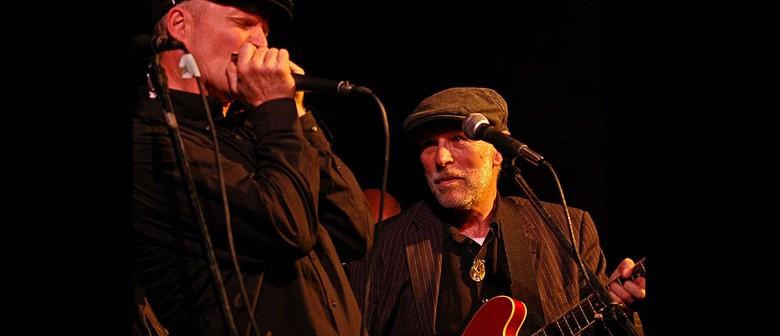 Mike Garner and Neil Billington