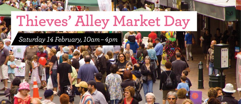 Thieves' Alley Market Day