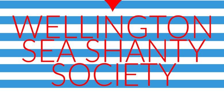 Wellington Sea Shanty Society on Waitangi Day