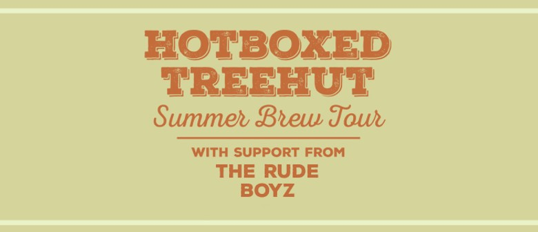 Hotboxed Treehut Summer Brew Tour