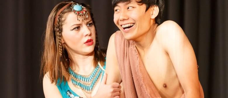 SGCNZ Otago Regional UOSW Shakespeare Festival