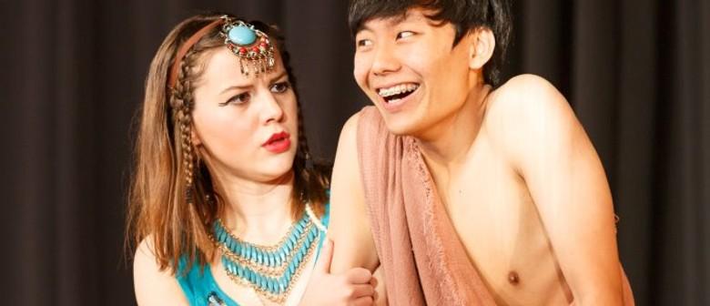 SGCNZ Rotorua/ Lakes Regional UOSW Shakespeare Festival