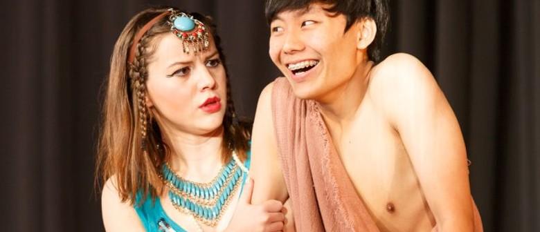SGCNZ Waikato Regional UOSW Shakespeare Festival