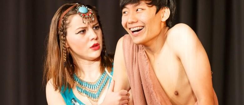 SGCNZ Wairarapa Regional UOSW Shakespeare Festival